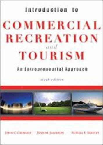 Intro.To Commercial Recreation+Tourism