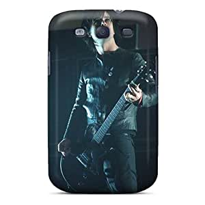 High Quality Hard Cell-phone Cases For Samsung Galaxy S3 (vWI17379nCjZ) Support Personal Customs Lifelike Green Day Skin