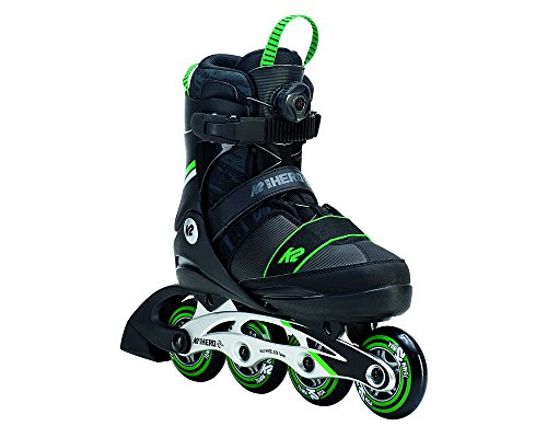 K2 Aluminum In Line Skates - 8