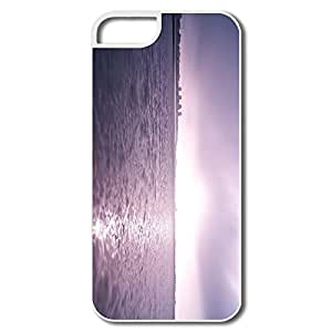 IPhone 5 5s Case Cover Purple Twilight,Customize Your Own Funny Shell For IPhone 5s