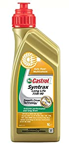 castrol syntrax longlife oil 75w 90 1 liter. Black Bedroom Furniture Sets. Home Design Ideas