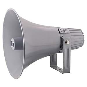 PyleHome PHSP12 - Altavoz de megafonía (32.25 cm, 60 W, transformador de 70 a 100 V)