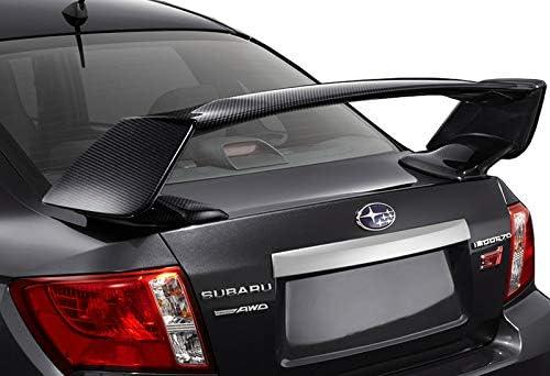 Spoilers EPARTS 1 Piece Carbon Fiber Rear Spoiler Wing Trunk Lid ...