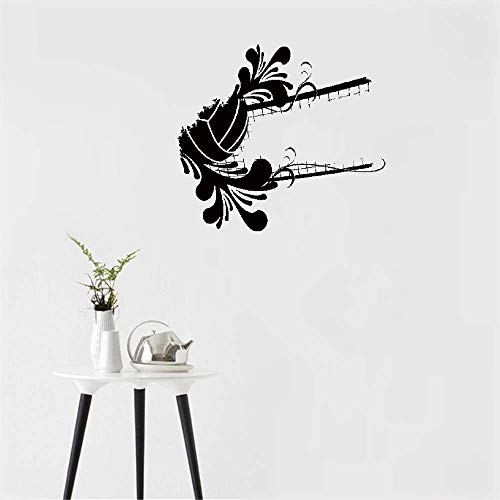Tinkerbell Stadium - facaoe Wall Quotes Decal Wall Stickers Art Decor Wall Volleyball Ball Grid Flowers Sport Stadium Game Decal