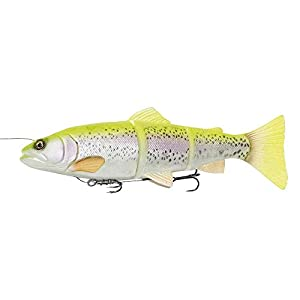 avage Gear lemon trout med sinking 4D Line Thru Trout ready to fish lures 30cm crazy price