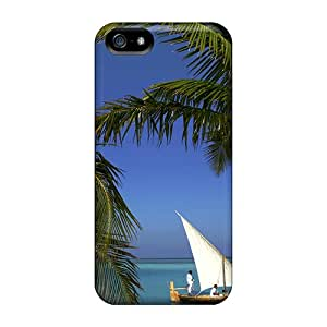 Perfect Fit Ire4075fIXp Sailing By Case For Iphone - 5/5s
