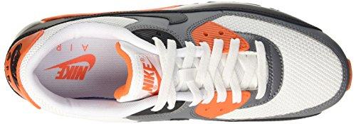 Blanco Negro Air Anthracite blk cool da White Scarpe Grey Max 90 Uomo Ginnastica Gris Essential Nike n8pwBzdxqz