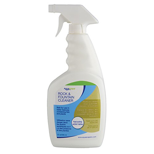 Aquascape Rock and Fountain Cleaner for Pond, Waterfall and Water Feature, 32-oz | 96055