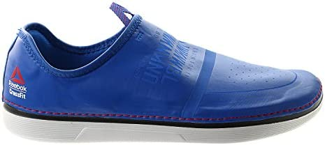 Men/'s Shoes M44386 Reebok Crossfit Nanossage TR Impact Blue//Steel//Red