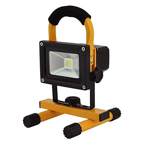 12 Watt Rechargeable Portable Led Work Light For Workshop