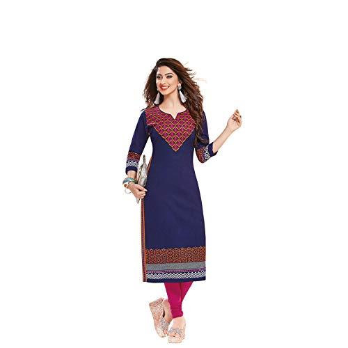 GiftsnFriends Women\'s Cotton Dress Material