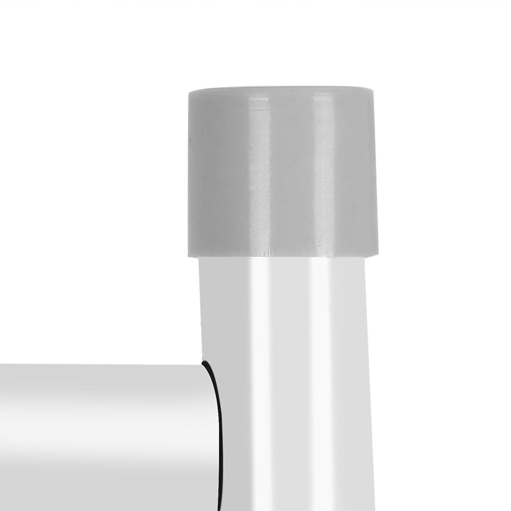 3 Niveles Estante de Almacenamiento de Inodoro WC Estanter/ía para Almacenamiento Estante Titular de Toalla con Instrucciones de Instalaci/ón EBTOOLS Estanter/ía para Ba/ño sobre el Inodoro Blanco
