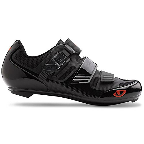 Giro Apeckx II Hv Cycling Shoes Black/Bright Red 44