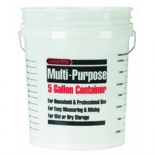 5 gallon bucket mixing - 5
