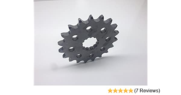 250R 300EX 250X 35 TOOTH ALUMINUM REAR SPROCKET,GEAR 400EX HONDA TRX 450R