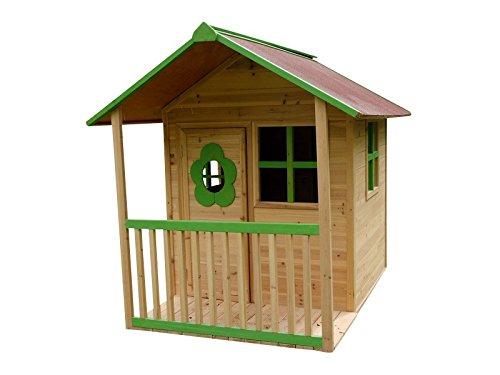 Kinderspielhaus Sascha Spielhaus Aus Holz Online Kaufen
