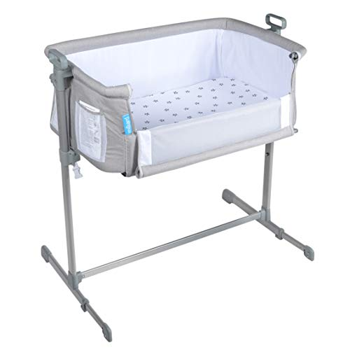 Milliard Side Sleeper Bedside Bassinet from Milliard