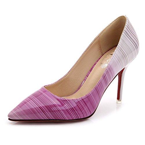 Lola Pointy Toe Heels - 6
