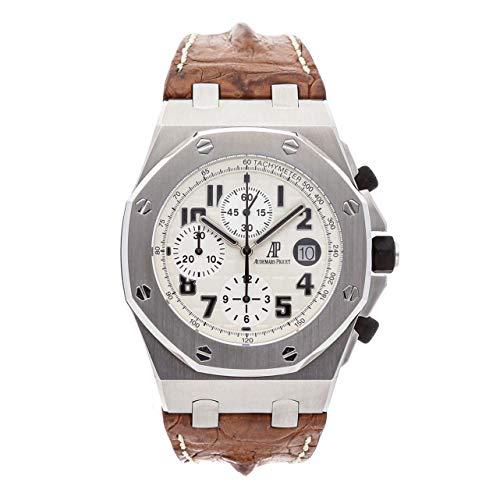 Audemars Piguet Royal Oak Offshore - Audemars Piguet Royal Oak Offshore Mechanical (Automatic) White Dial Mens Watch 26170ST.OO.D091CR.01 (Certified Pre-Owned)