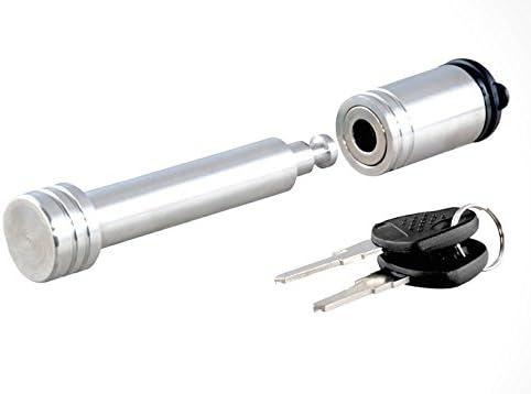 Prime Steel 18024 Black Hitch Lock 1//2-Inch Diameter - Black - Pack of 1