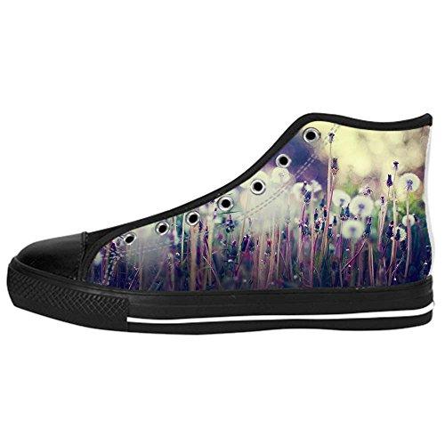 Lacci Custom Men's Da Sopra Tela In Scarpe I Shoes Leone Canvas Dente Di Alto Delle Le Ginnastica qFWrFf0p