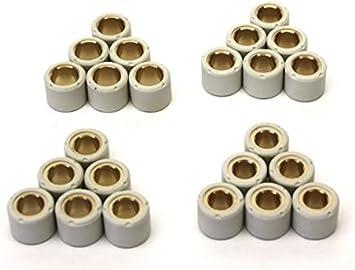 Variomatik Gewichte Abstimmset Variorollen 16x13mm Vorteilspack 6 2gr 7 5gr 8 5gr 9 5gr Auto