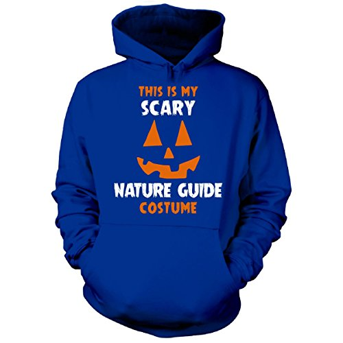 This Is My Scary Nature Guide Costume Halloween Gift - Hoodie