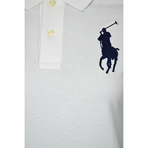 Polo Ralph Lauren, Jersey de Deporte para Mujer Weiß (WHITE A1000)
