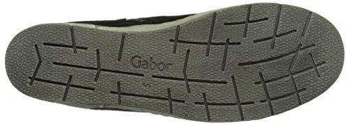 Gabor Gabor - Zapatillas de estar por casa Mujer Schwarz/Anthrazit