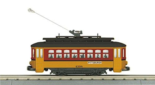 MTH 30-5142 Pittsburgh Bump-n-Go Trolley