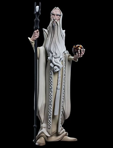 Weta Workshop Lord of The Rings Mini Epic Vinyl Saruman - Lord Of The Rings Dice