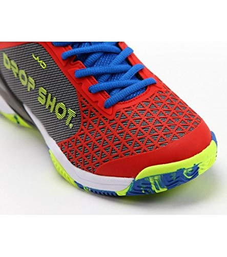 DROP SHOT Conqueror Tech Red Zapatillas, Hombre: Amazon.es: Ropa y ...