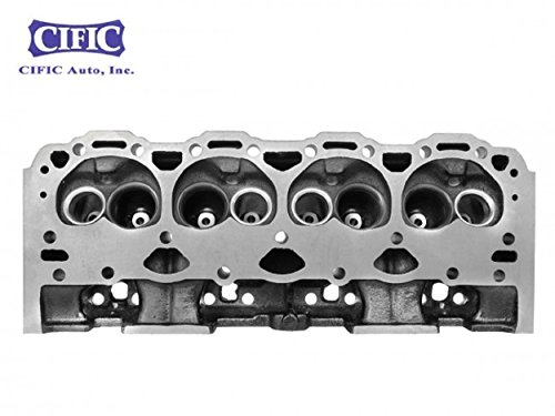 1996 & Up GM 350 VORTEC Bare Cylinder Heads (No valves and NO smog holes) (Stock replacement) (Heads Head Bare)
