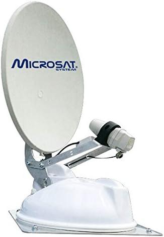 Parábola automático 42 cm – Apuntador GPS – DVBS2 – Astra ...