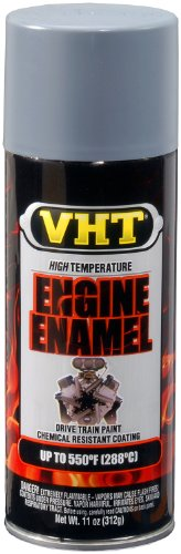 - VHT SP148 Engine Enamel Light Gray Primer Can - 11 oz.