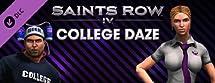 Saints Row IV - College Daze Pack [Online Game Code]