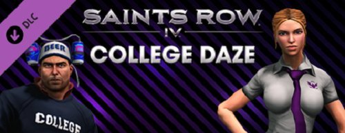 Saints Row IV - College Daze Pack [Online Game Code]