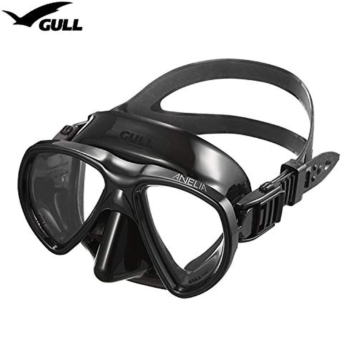 [해외] GULL ANELIA 프리다이빙 마스크 GM-1049