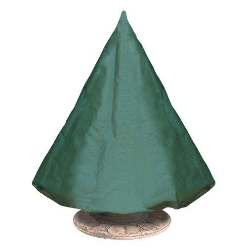 Bosmere C805 Medium Waterproof Fountain Cover, 48″ x 61″, Green, Green