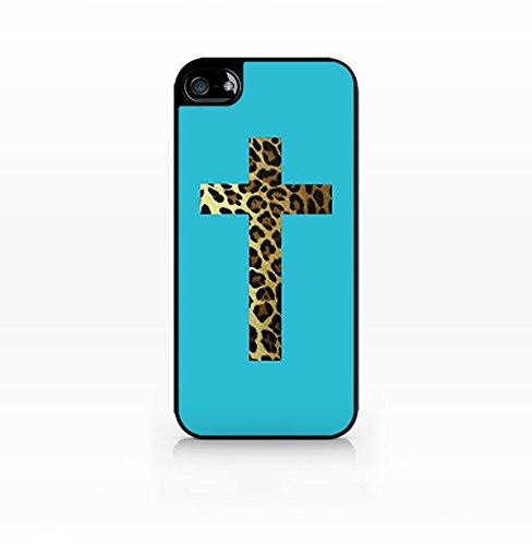 Cream Cookies - Typography Pattern Case - Jesus Cross Case - Apple iPhone 5C Case - Apple iPhone 5CS Case - Hard Plastic Case