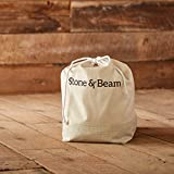 Amazon Brand – Stone & Beam 100% Cotton Soft