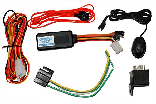 Acumen Track UC 600(SOS, Panic Button & Microphone) GPS Tracker for Car Bike SUV & Truck with Inbuilt Battery Engine Cut Off & Voice Monitoring GPS Device