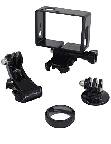 Aiposen Frame Mount GoPro Accessible