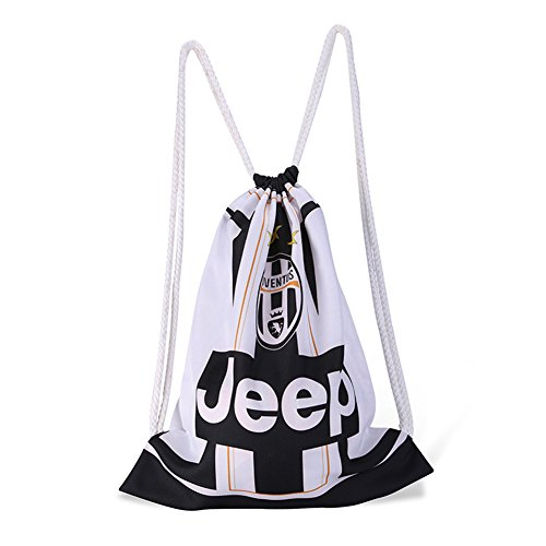 ShiningLove Pretty Drawstring Bag Football Bag Practical Basketball Pocket Sports Supplies