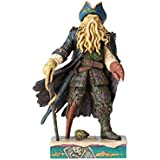 Jim Shore Disney Traditions Pirates of The Caribbean Davy Jones Statue