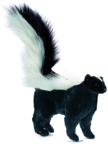 Hansa Pepe Youth Skunk Plush - Animal Skunk