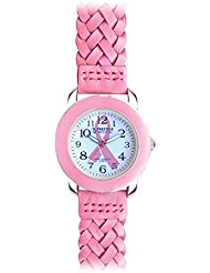 Prestige Medical Woven Leather Band Fashion Watch, 1.25 Ounce