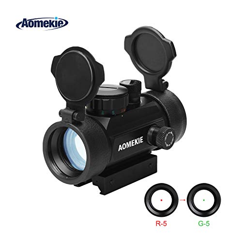 AOMEKIE Airsoft Red Dot