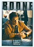 Lost trading card 2005 Ink Works #64 Ian Somerhalder is Boone Carlyle