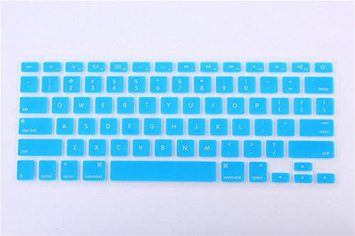 Silcone Skin (Keyboard Cover Silicone Skin for MacBook Pro 13